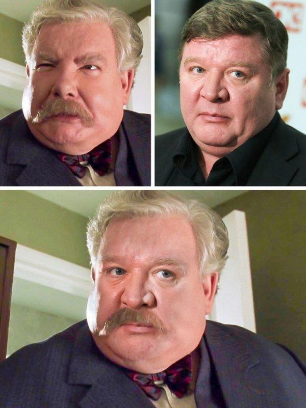Вернон Дурсль — Роман Мадянов