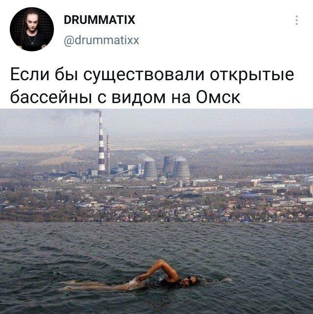 твит про омск