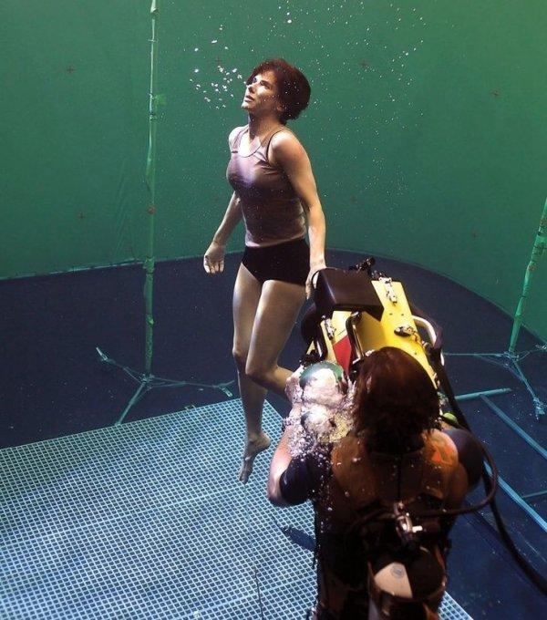 Вот как проходила съемка концовки «Гравитации»