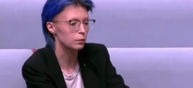 Дочь Михаила Ефремова Анна-Мария Ефремова