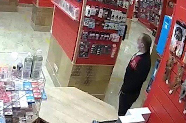 В Москве мужчина своровал игрушку для взрослых - предварительно он закупил вещей на 5 тысяч