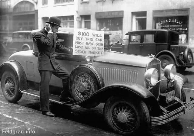 Яркие черно-белые фото из архивов