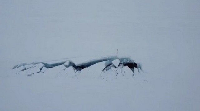 ВМФ России показал мощь во льдах Арктики