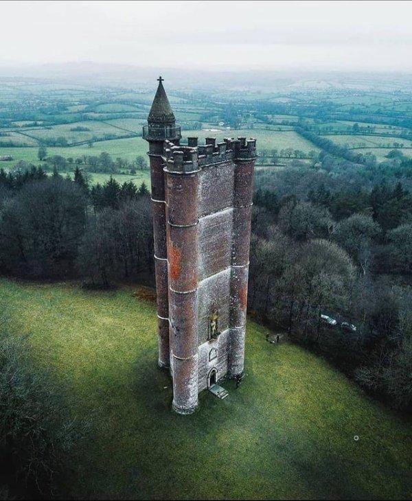 Башня короля Альфреда, Сомерсет Каунти
