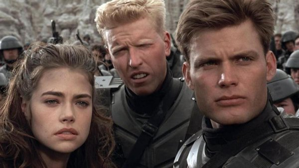 Звёздный десант (1997)