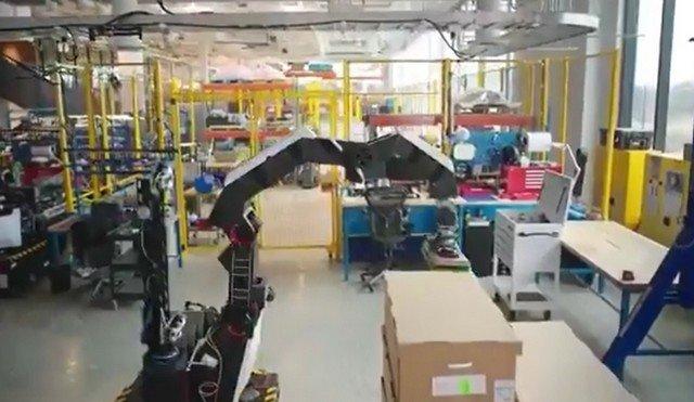 Boston Dynamics показали работу нового нового робота Stretch