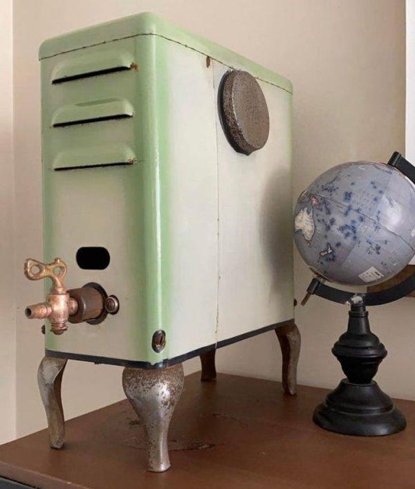 газовый обогреватель