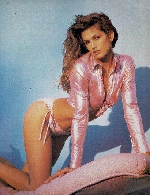 Синди Кроуфорд, 1994 г.