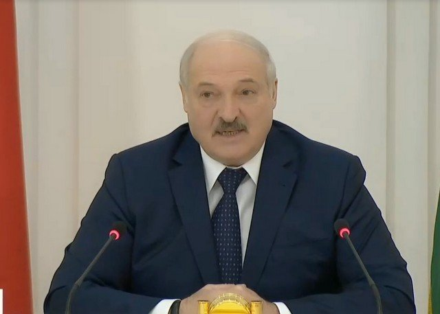 Александр Лукашенко признался, что он не вечен
