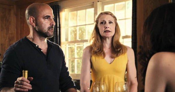 Родители Олив («Отличница лёгкого поведения», 2010)