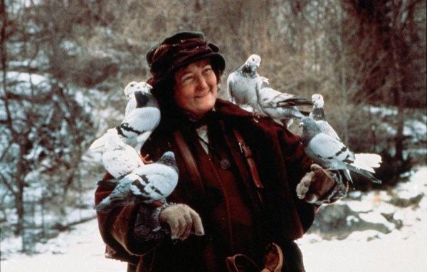 Птичница («Один дома 2: Потерявшийся в Нью-Йорке», 1992)