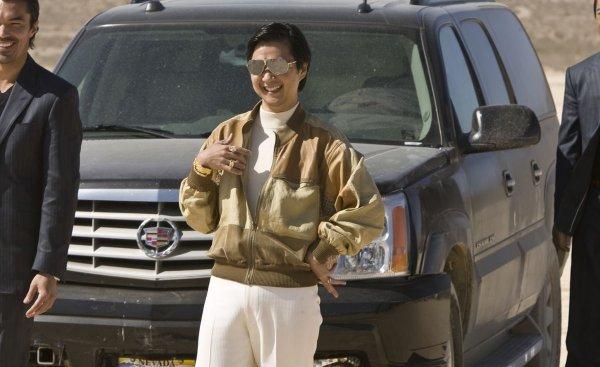 Лесли Чау («Мальчишник в Вегасе», 2009)