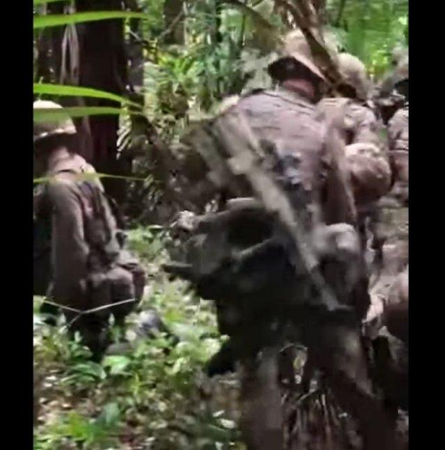 Эпичный фейл на военных сборах
