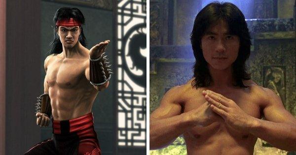 Лю Кан — серия игр Mortal Kombat