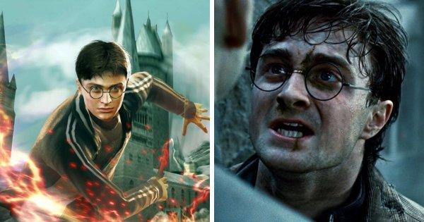 Гарри Поттер — серия игр Harry Potter (по франшизе «Волшебный мир Гарри Поттера», созданной Джоан Роулинг)
