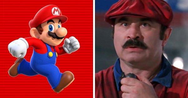 Марио — серия игр Super Mario
