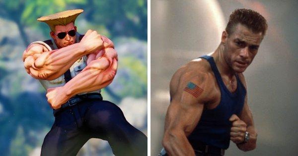 Уильям Гайл — серия игр Street Fighter