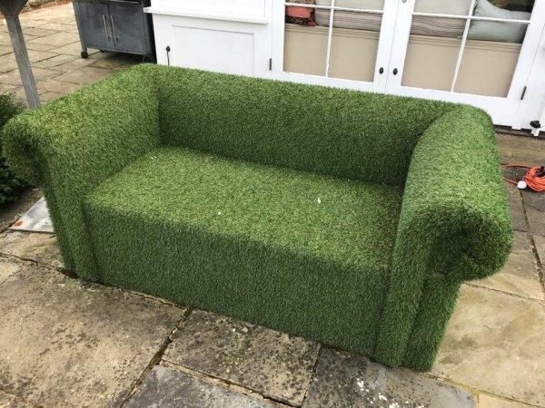 Газонный диван