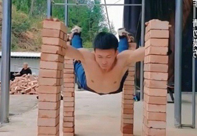Сила, баланс и упорство