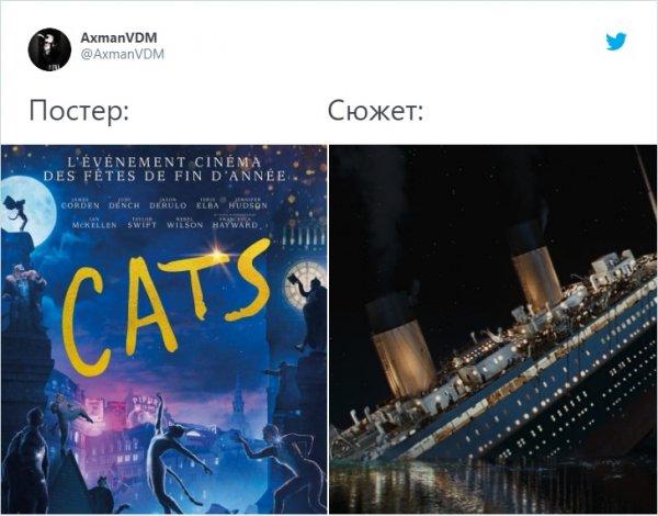 Кошки (2019)