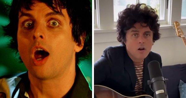 Билли Джо Армстронг (Green Day)
