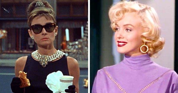 Мэрилин Монро отказалась от главной роли в фильме «Завтрак у Тиффани» (1961)