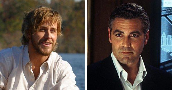 Джордж Клуни отказался от главной роли в фильме «Дневник памяти» (2004)