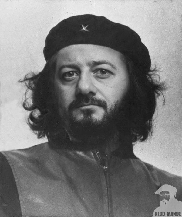 Михаил Галустян в образе Эрнесто Че Гевары