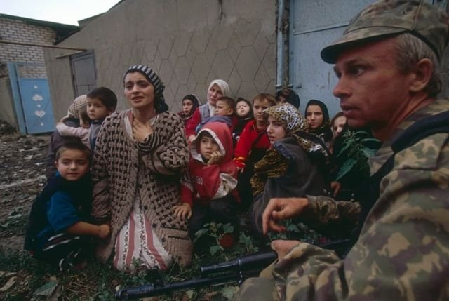 Вторая чеченская. 1999 год