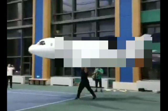 Такой бумажный самолетик делал далеко не каждый