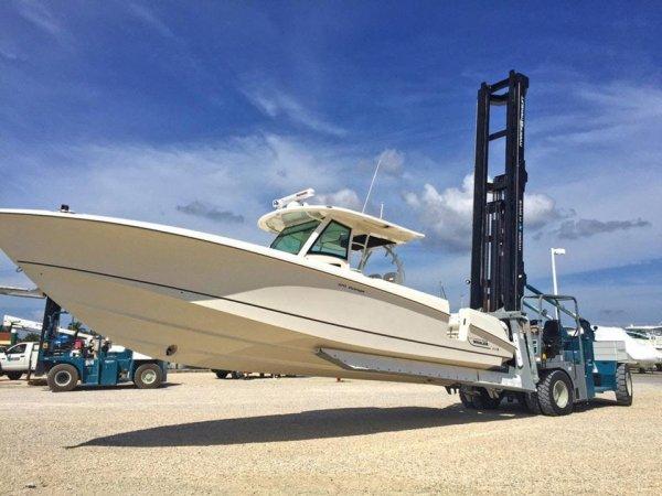 Подъёмник для перевозки лодок
