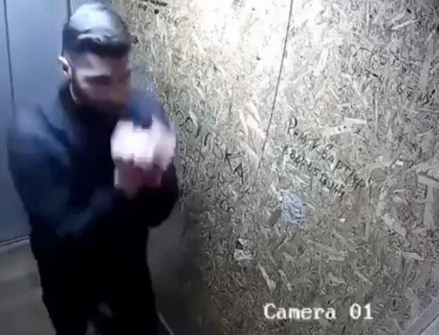 Мастер спорта по боям с лифтом