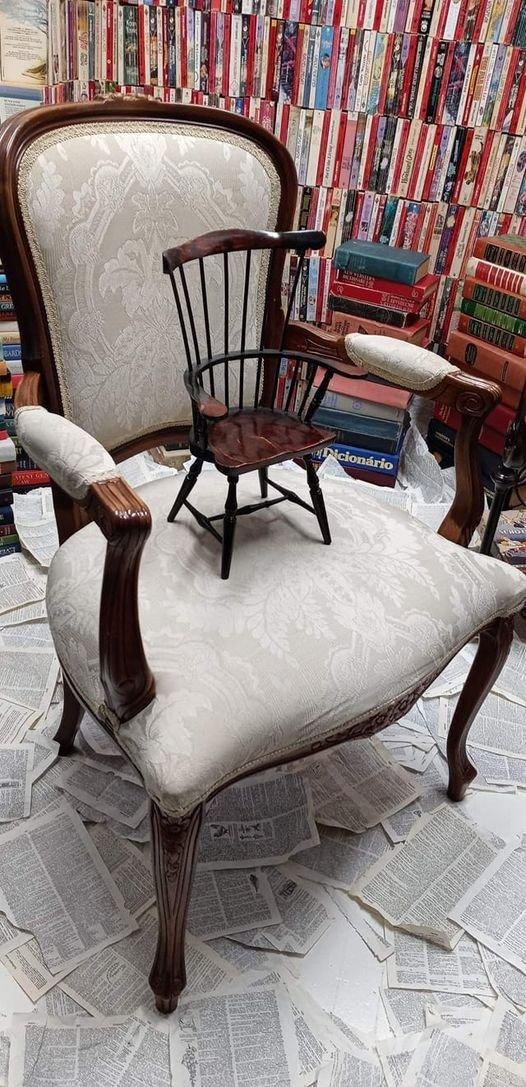 Мини-стул