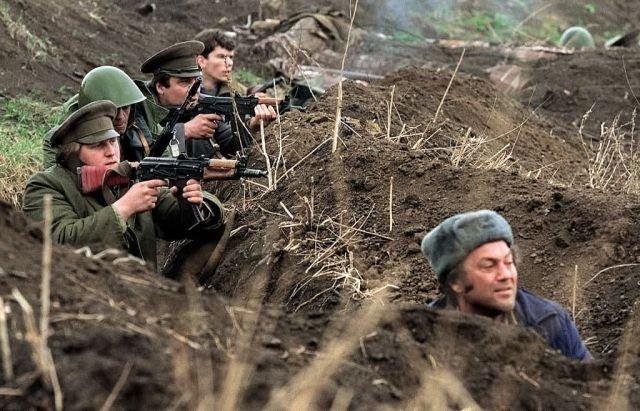 Приднестровье в марте-апреле 1992 года.