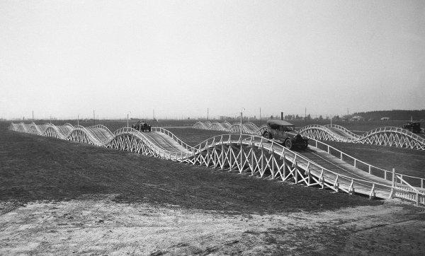 Трасса для экзотической езды, Лос-Анджелес, 1929 год