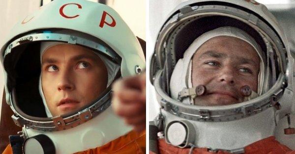 Герман Титов в фильме «Гагарин. Первый в космосе» (2013)