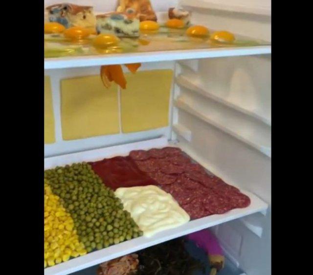 """О """"правильном"""" хранении продуктов в холодильнике"""