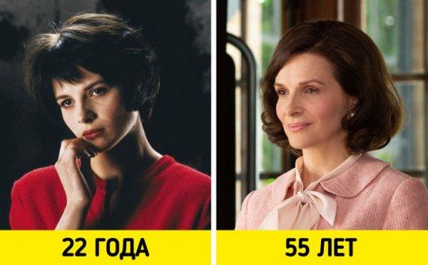 Жюльет Бинош — «Дурная кровь» (1986) и «Как быть хорошей женой» (2020)