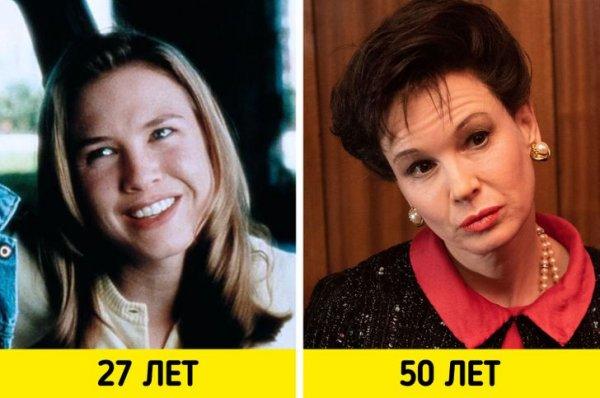 Знаменитые актрисы в своих звездных и последних ролях в кино