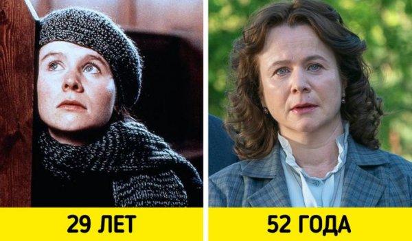 Эмили Уотсон — «Рассекая волны» (1996) и «Чернобыль» (2019)
