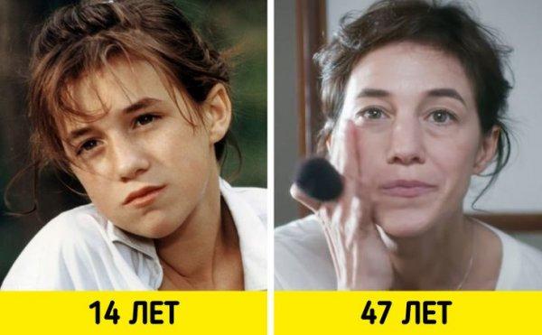 Шарлотта Генсбур — «Дерзкая девчонка» (1985) и «Моя собака — идиот» (2019)