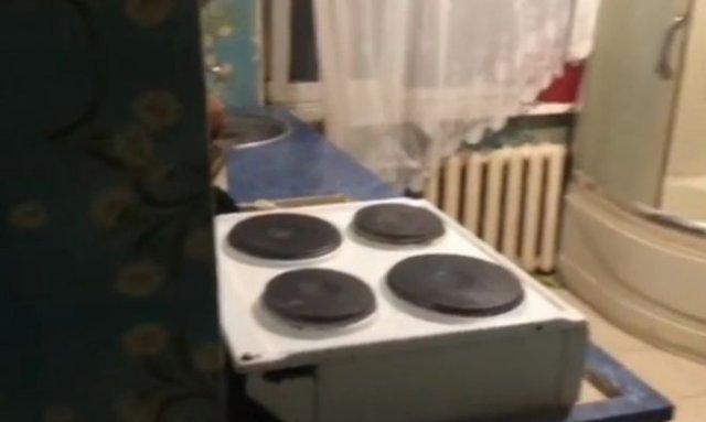 Очень странная планировка кухни