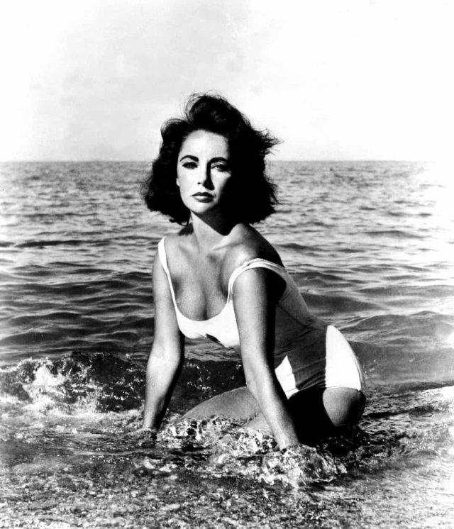 Элизабет Тейлор, 1959 г.