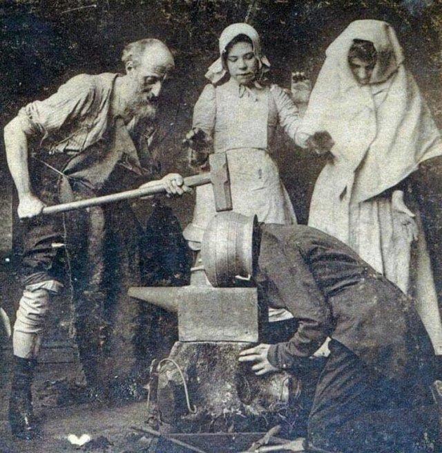 Кодирование от пьянства. 1911 год.