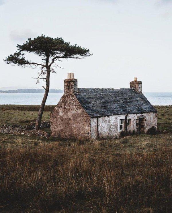 Где-то в Шотландии