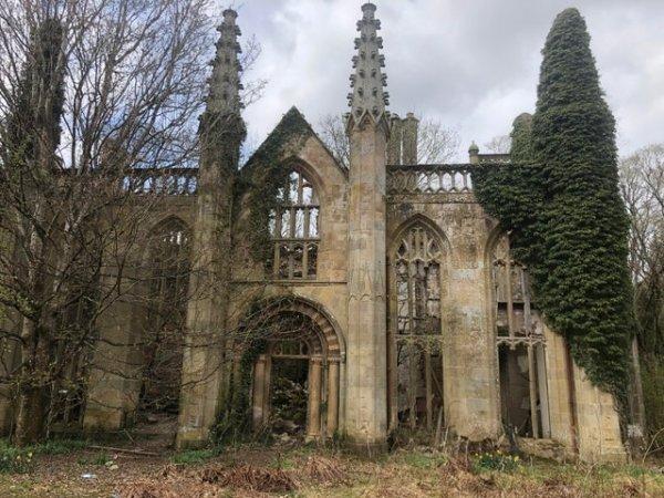 Кроуфордский монастырь, Спрингфилд, Файф, Шотландия