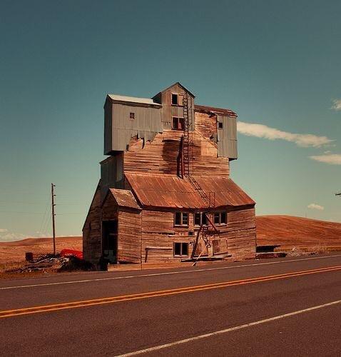 Заброшенная ферма в Пуллмане, штат Мичиган