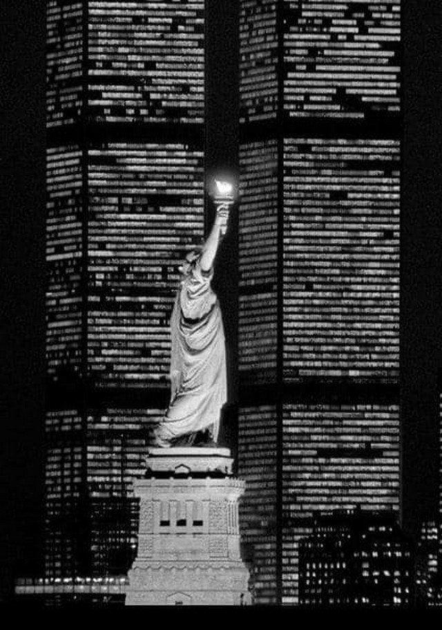 Нью-Йорк, 1983 год.