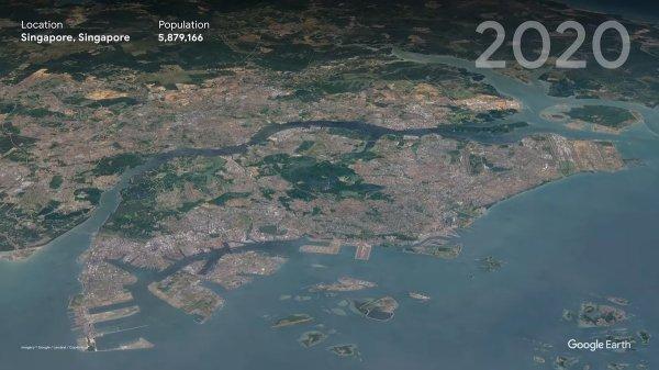 Сингапур в 2020