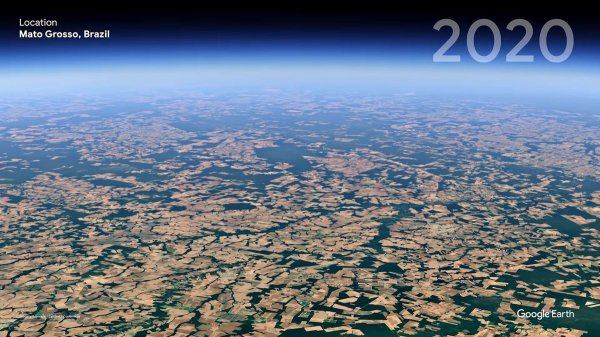 Мату-Гросу, Бразилия в 2020